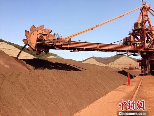 铁矿石仍有补涨空间